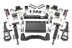 Rough Country 6 Inch Lift Kit Vertex For Ford F-150 4wd 2021