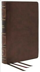 Holy Bible New King James Version, Reference Bible, Classic Verse-by-verse,...