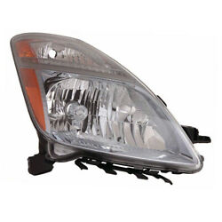 For 06-09 Prius Front Headlight Headlamp Hid/xenon Head Light No-bulb Right Side