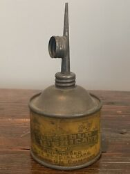 Early Standard Oil Company Household Oil Oiler Can