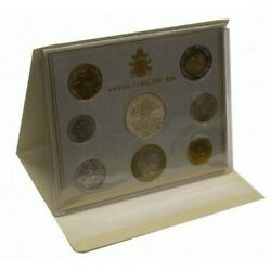 2000 Vatican City Divisional Year Xxii Coins Set Fdc Mf27254