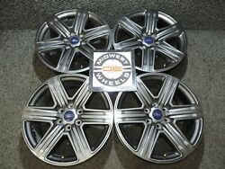 2020 Ford F150 Fx4 20 Wheels Factory Oe Great Set 2004-2021 6x135 Excellent
