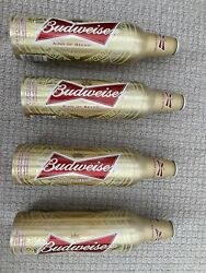 Budweiser Rise As One Limited Edition World Cup Beer Bottles 473 Ml