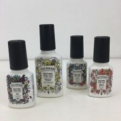 4x Poo-pourri Before-you-go Toilet Spray 1-4oz And 3-2oz Photos For Scents All New