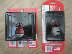 New 2 Qbit 1 And 2 Gang Oscillating Retrofit Multi Tool Saw Blade Wall Outlet Box