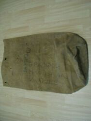 Wwii Military Issue Wwii Canvas Duffle Bag Named Numbered - Mississauga Ontario