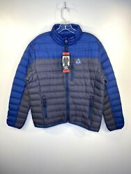 Gerry Seamless Sweater Down Jacket Mens Medium New With Tags