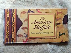 2001 American Buffalo Coin And Currency Sets 2 Available