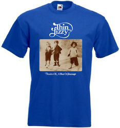 Thin Lizzy - Shades Of A Blue Orphanage V28 T-shirt Hard Rock All Sizes S-5xl