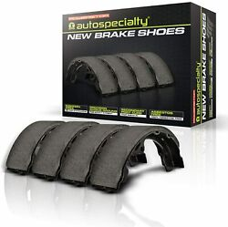 B228 Powerstop 2-wheel Set Brake Shoe Sets Front Or Rear New For Chevy Olds