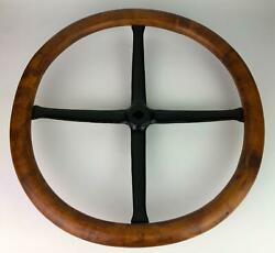 Antique Ford Model T Steering Wheel 16 Serial No. 725041