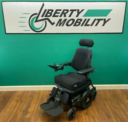 2018 Permobil M3 W/ Power Tilt Power Recline And Manual Legs - 71 Miles Lm7457