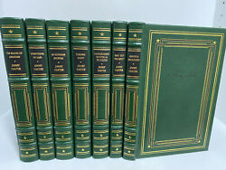 Easton Press Jimmy Carter Library 7 Vol. Complete Set Signed