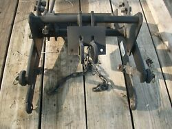 - Simplicity Legacy Garden Tractor 3-point Hitch 1693572 Free Shipping
