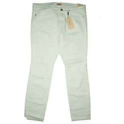 Triangle By S.oliver Ladies Stretch Destroyed Plus Size Jeans Trousers W52 L30