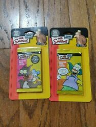 The Simpsons Trading Card Game Booster Packs In Blister Packaging 2