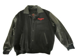 Rare Sopranos Leather Jacket Hbo Exclusive Merchandise Size L Collectible