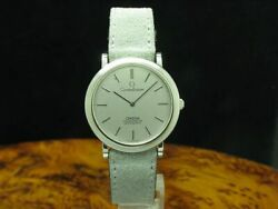 Omega Constellation Steel Automatic Men's Watch/caliber 712 / Ref 157.0001