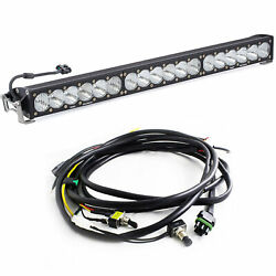 Baja Designs® Onx6+™ 30-inch Driving/combo Led Light Bar With High/low Harness