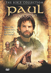Paul The Apostle Story Dvd The Bible Collection Brand New Sealed 2000