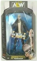 2021 Aew Wrestling Unmatched Series 1 07 Darby Allin Chase 6 Inch Figure