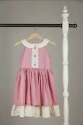 Girls Wdw Well Dressed Wolf Love To Learn Helen Dress Size 7 Years