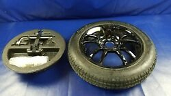 Infiniti G37 Coupe Spare Tire Wheel Donut T145-80d17 W/ Emergency Tool Kit 68900