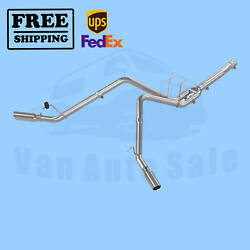 Exhaust System Mbrp For Dodge Ram 1500 3.0l Ecodiesel 2014-18