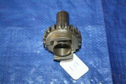 Continental Io-470-d Magneto Drive Gear 800hrs On Engine Pulled From Cessna 310