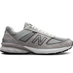 New Balance Mens Grey Extra Wide 4e Trainers Runners Walking Shoes Size M990gl5