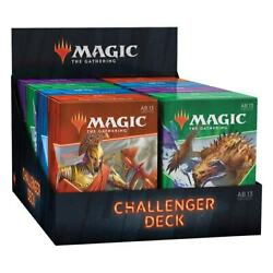 Magic The Gathering Challenger Deck 2021 Affichage 8 German Wizards Candocircte Cards