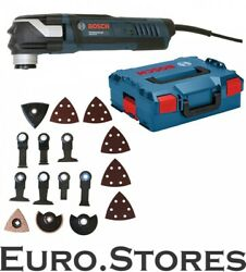 Bosch Multi-cutter Gop 40-30 Professional With Accessory Set In L-boxx Size. 2
