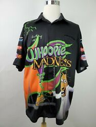 Whoopie Madness Kentucky Tractor Pull Racing Vintage Truck Jersey Adult Xxl