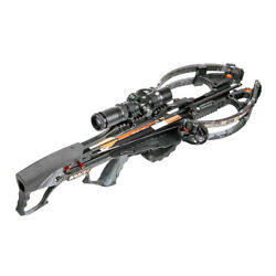Ravin R29x Predator Dusk Compact Crossbow Helicoil Silent Cocking System + Scope