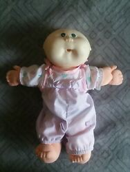 Cabbage Patch Kid Bean Bottom Baby 1985 Coleco Has Pox