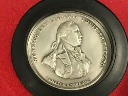 America's First Medals Washington Before Boston Us Mint 3.5 Case