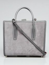 Christian Louboutin Paloma Medium Suede Tote Sold Out Everywhere