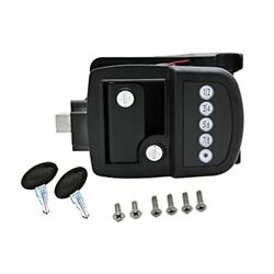 Ap Products 013-509 Electric Travel Trailer Lock