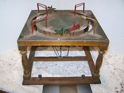 Antique A. G. Spalding And Bros. The Honest Race Horse Racing Toy Game
