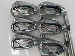 Iron Set Honma Golf Bezeal535 6-pieces 6-10 /flex Sr/ Menand039s Right Price Used