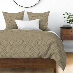 Petoskey Petskey Rock Geology Science Geek Fossil Sateen Duvet Cover By Roostery