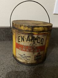 Enarco Cup Grease Can Vintage Oil Cans And Gas