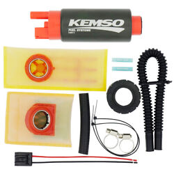 Kemso 340lph High Performance Fuel Pump For Ford Mustang Svo All 1984-1986