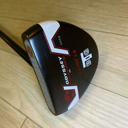 Odyssey O-works V-line Cs Big T 34 Inches Golf Putter Used Right-handed