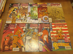 10 Scooby-doo Where Are You Comics 30 To 39 Just In Time For Halloween