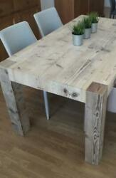 Table Wood Old,first Patina 786-787-788, Extensible, Various Misrue