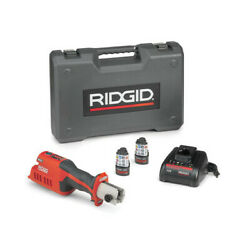 Ridgid 57383 Rp 241 Compact Press Tool Kit Without Jaws