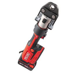 Ridgid 67223 Inline Press Tool With Bluetooth Connectivity No Battery Or Jaws