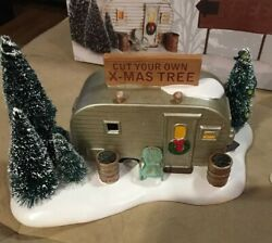 Dept. 56 Christmas Vacation 4054985 Griswold Family Buys A Tree