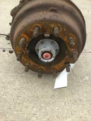 Ref 15160277 Meritor-rockwell Mfs-12-153a 2006 Axle Assembly Front Steer